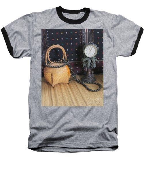 Prayer Time Baseball T-Shirt