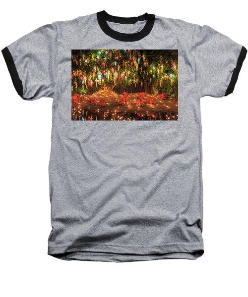 Prayers Baseball T-Shirt
