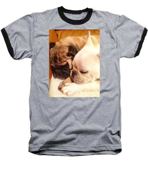 Praying Paws Baseball T-Shirt