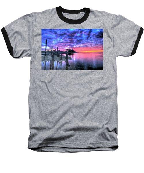 Pre Dawn At St. Marks #1 Baseball T-Shirt
