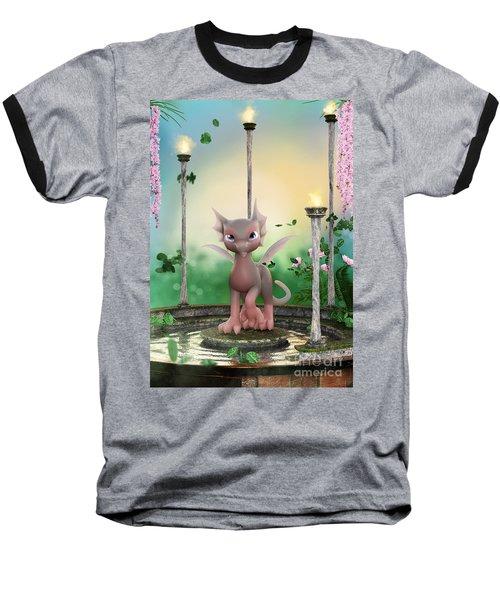 Precious In Pink Baseball T-Shirt
