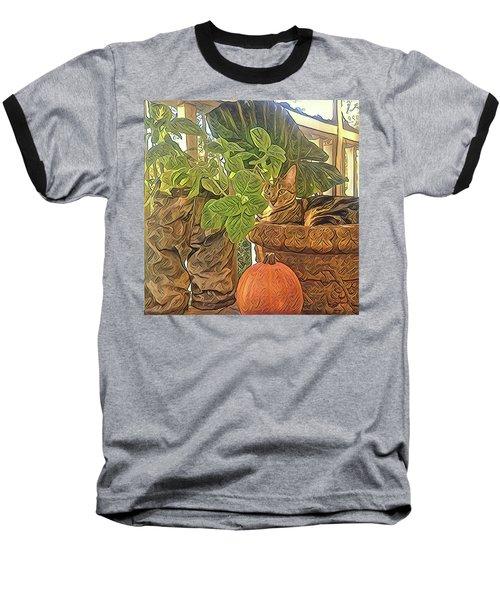 Precious Pumpkin Baseball T-Shirt