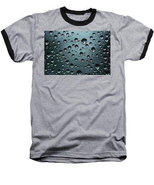 Precipitation Baseball T-Shirt