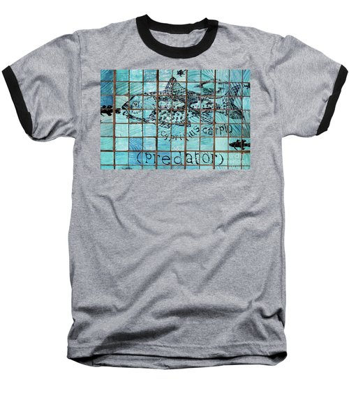 Predatile Baseball T-Shirt