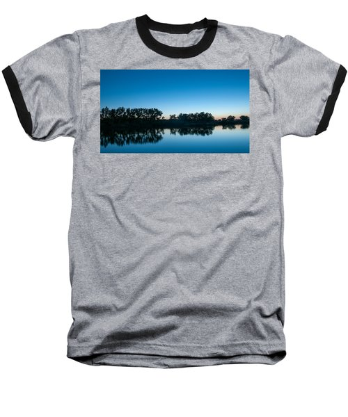 Baseball T-Shirt featuring the photograph Predawn At Arapaho Bend by Monte Stevens