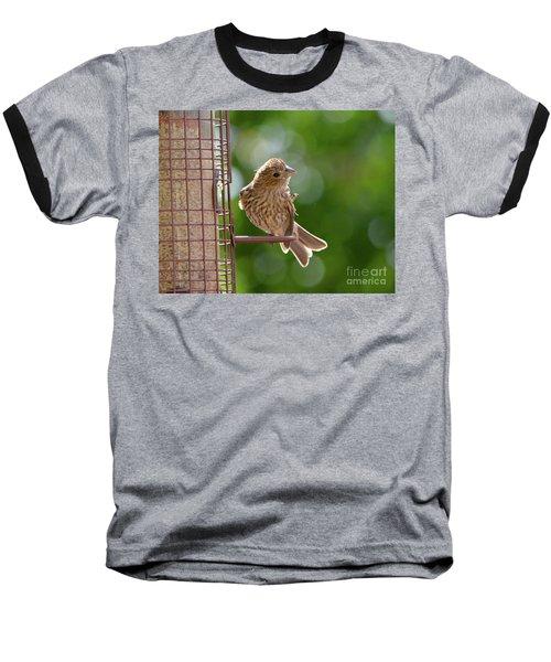Preening Baseball T-Shirt