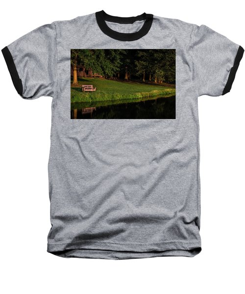 Prelude To A Dream Baseball T-Shirt