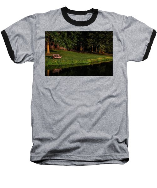 Prelude To A Dream Baseball T-Shirt