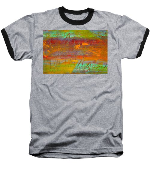 Prelude To A Sigh Baseball T-Shirt