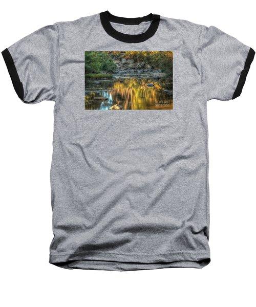 Prelude To Fall Baseball T-Shirt