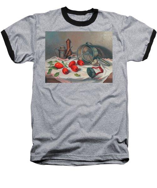 Preparing The Sauce Baseball T-Shirt