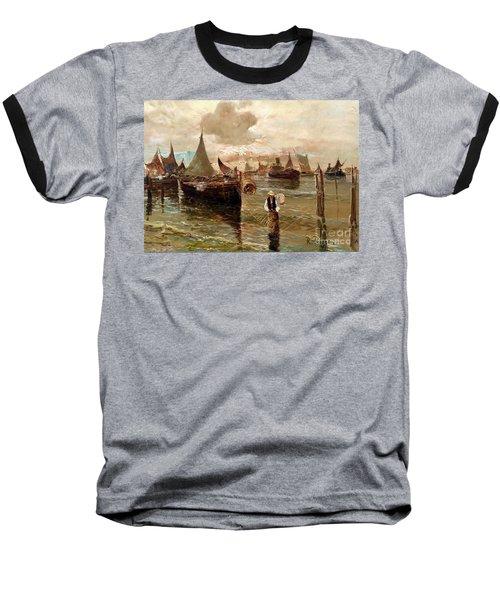 Preparing The Trap Baseball T-Shirt
