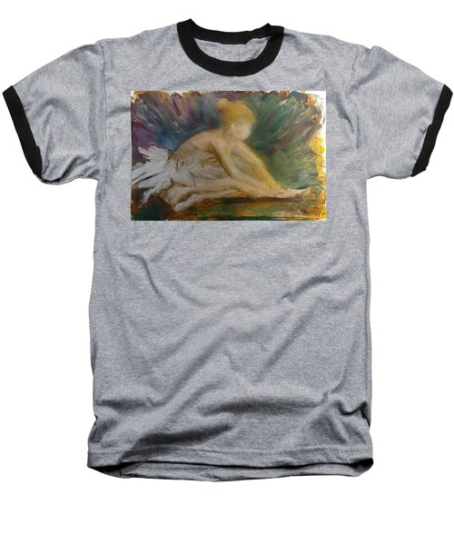 Preparing To Dance Baseball T-Shirt