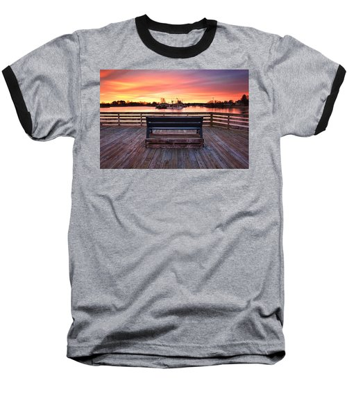Prescott Pier Baseball T-Shirt