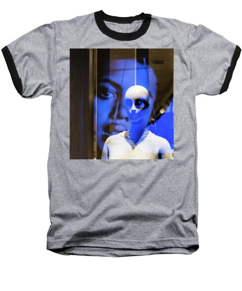 Baseball T-Shirt featuring the photograph Presence by Alex Lapidus