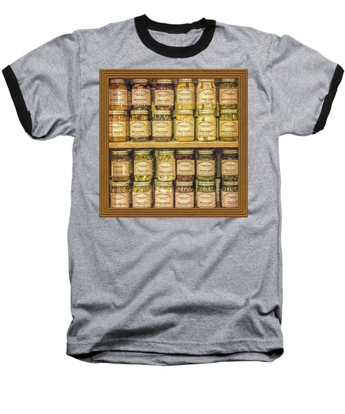 Preserves Baseball T-Shirt