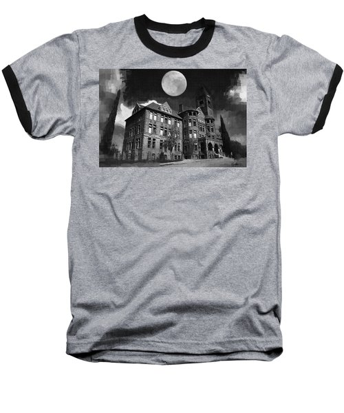Preston Castle Baseball T-Shirt
