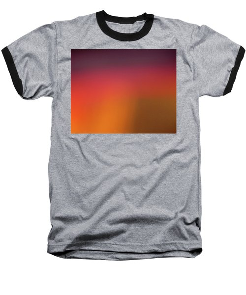 Baseball T-Shirt featuring the photograph Pretend Sunrise by CML Brown