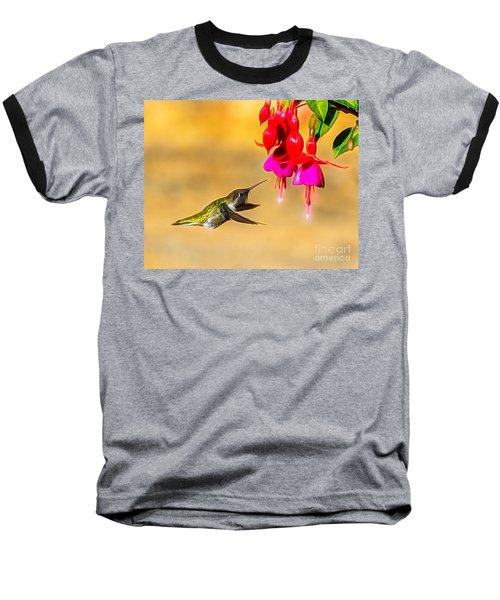 Pretty Anna Baseball T-Shirt