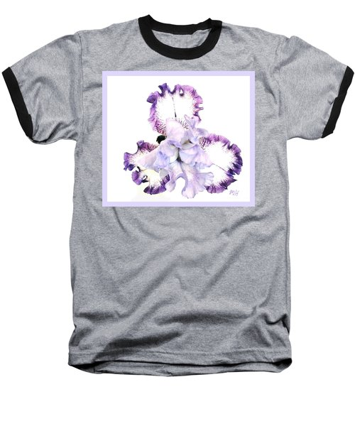Pretty Baby Iris Baseball T-Shirt
