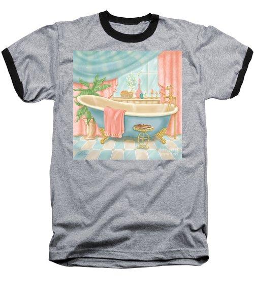 Pretty Bathrooms I Baseball T-Shirt