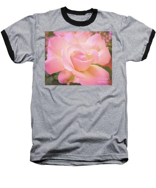 Pretty In Pink Baseball T-Shirt