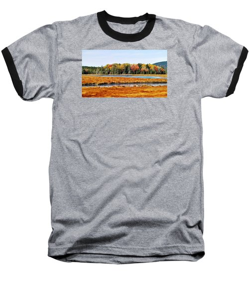 Pretty Marsh 2 Baseball T-Shirt by Mike Breau