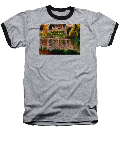 Pretty On The River Baseball T-Shirt