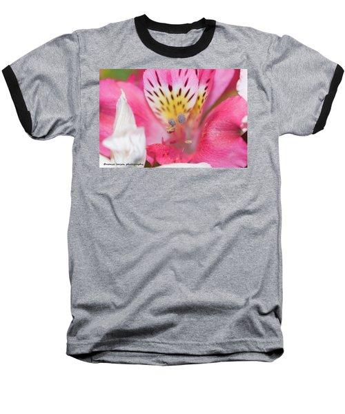 Pretty Pink Baseball T-Shirt