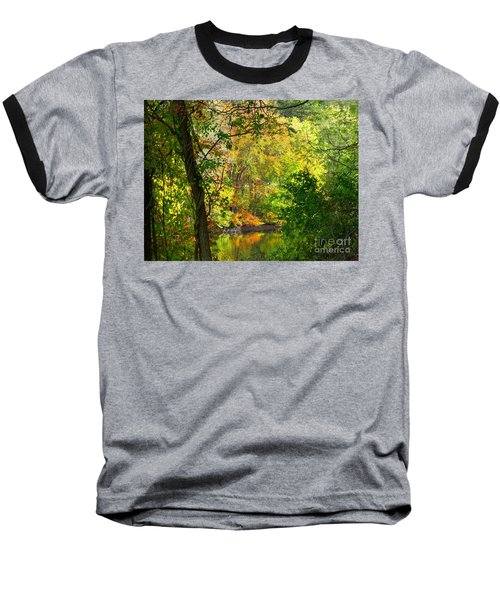 Prettyboy Of Autumn Baseball T-Shirt