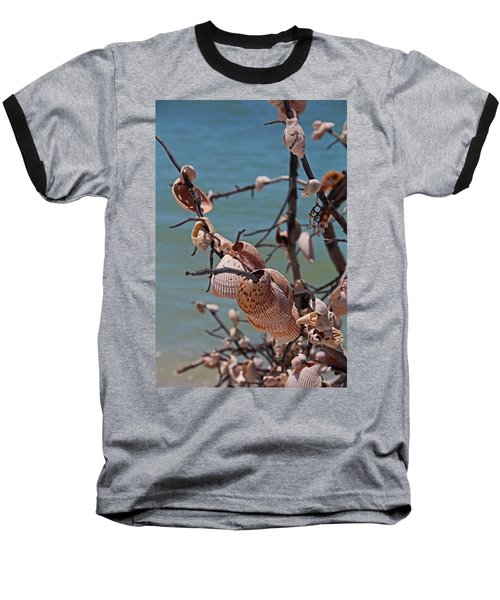 Baseball T-Shirt featuring the photograph Previously Loved Treasures by Michiale Schneider