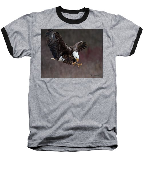 Prey Spotted Baseball T-Shirt by CR Courson