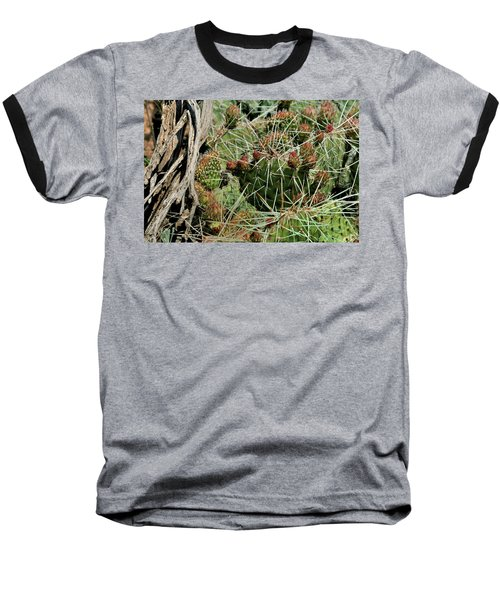 Prickly Pear Revival Baseball T-Shirt