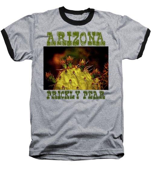 Prickly Pear Spring Baseball T-Shirt