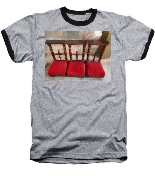 Prie Dieu - Prayer Kneeler Baseball T-Shirt