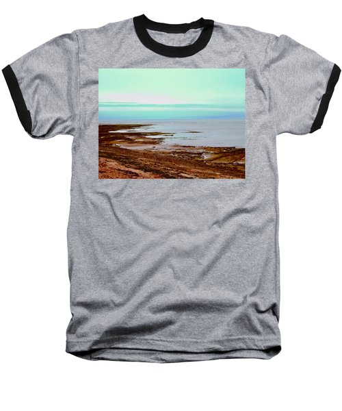 Prim Point Beach Baseball T-Shirt