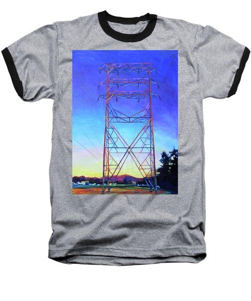 Prima Donna Baseball T-Shirt by Bonnie Lambert