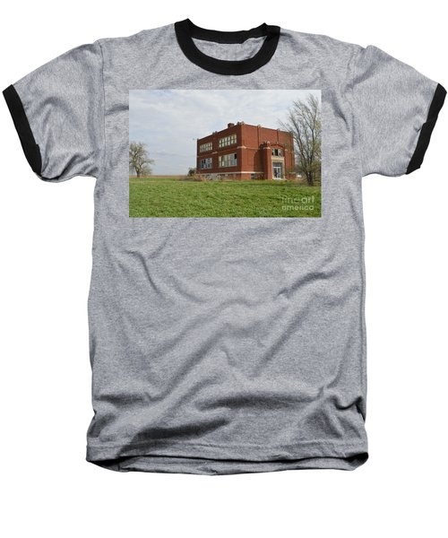 Primrose Nebraska School Baseball T-Shirt