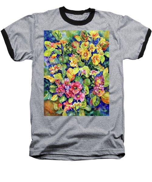 Primrose Patch I Baseball T-Shirt