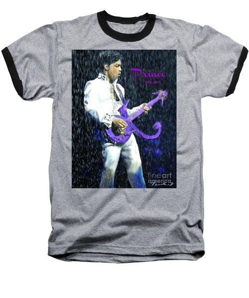 Prince 1958 - 2016 Baseball T-Shirt