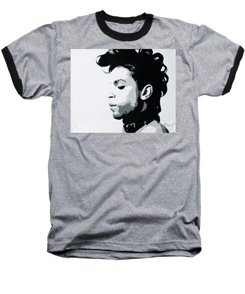 Prince Baseball T-Shirt by Ashley Price