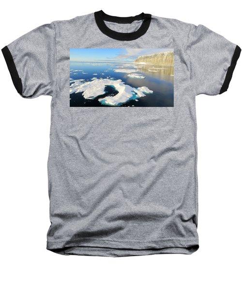 Prince Leopold Island Baseball T-Shirt