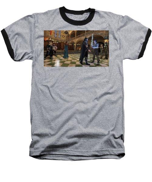 The Orphan's Revenge Baseball T-Shirt
