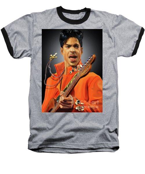 Prince  Baseball T-Shirt