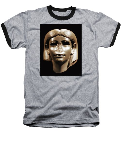 Princess Sphinx Baseball T-Shirt