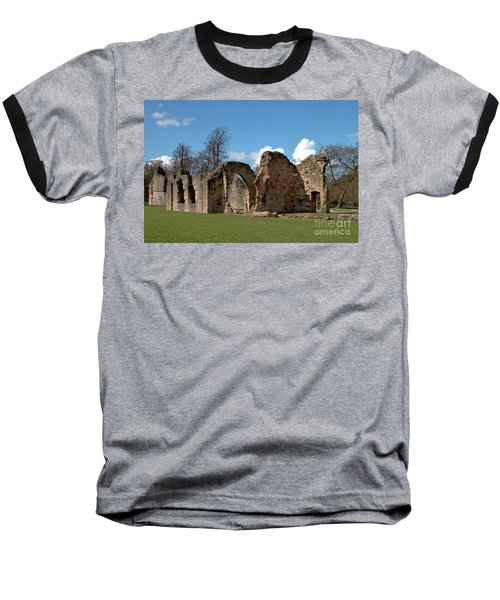 Priory Ruins Baseball T-Shirt