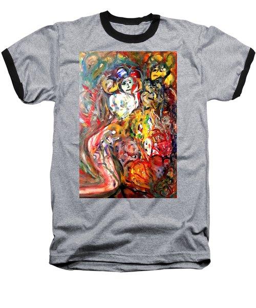 Prison Of Love 5 Baseball T-Shirt