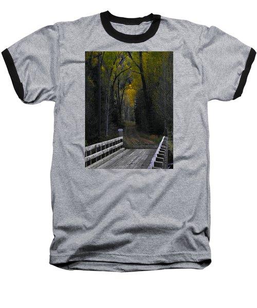 Privacy Baseball T-Shirt