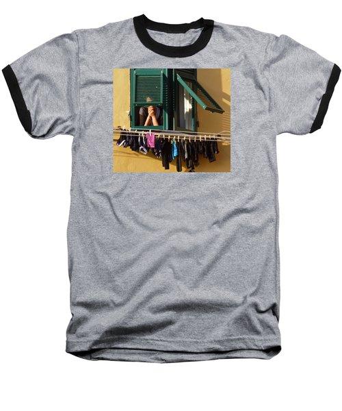 Private Moments Baseball T-Shirt
