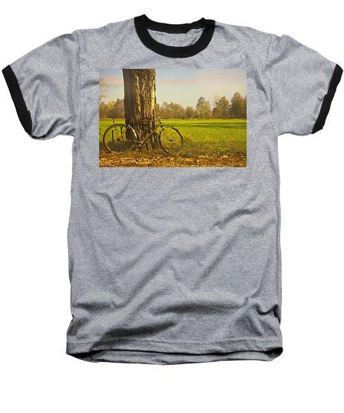 Private Parking Baseball T-Shirt